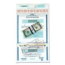 PMC 58008 PM Company Clear Deposit Bags PMC58008
