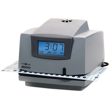 PTI M3500 Pyramid Electronic Document Time Recorder PTIM3500
