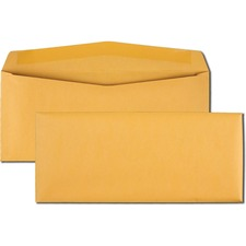 QUA 11462 Quality Park Kraft Regular Business Envelopes QUA11462