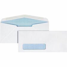 QUA 21412 Quality Park No. 10 Window Security Envelopes QUA21412