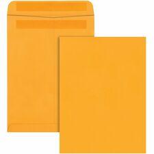 QUA 43562 Quality Park Redi-Seal Kraft Catalog Envelopes QUA43562