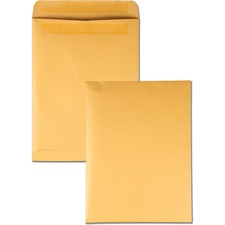 QUA 43567 Quality Park Redi-Seal Kraft Catalog Envelopes QUA43567