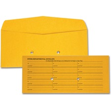QUA 63262 Quality Park Preprinted Inter-Department Envelopes QUA63262