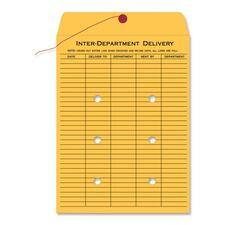 QUA 63462 Quality Park Kraft Inter-Department Envelopes QUA63462