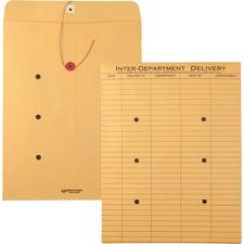 QUA 63563 Quality Park Kraft Inter-Department Envelopes QUA63563