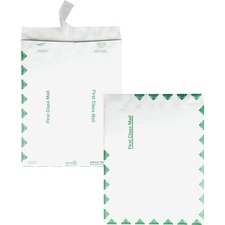 QUA R1590 Quality Park Survivor Tyvek First Class Envelopes QUAR1590