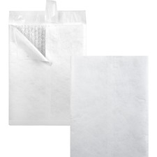 QUA R7525 Quality Park Survivor Plus Tyvek Bubble Mailers QUAR7525