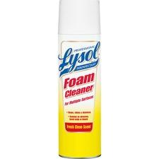 RAC 02775EA Reckitt & Colman Lysol Disinfectant Foam Cleaner RAC02775EA