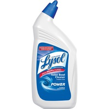 RAC 74278EA Reckitt & Colman Lysol Power Toilet Bowl Cleaner RAC74278EA