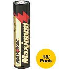 RAY ALAAA18PPJ Rayovac Ultra Pro Alkaline AAA Batteries 18-pack RAYALAAA18PPJ