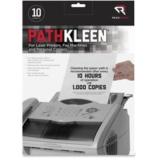 REA RR1237 Read/Right PathKleen Paper Path Cleaning Sheets REARR1237