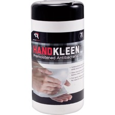 REA RR1460 Read Right HandKleen Disposable Wipes REARR1460