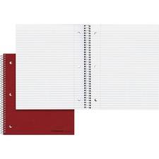 RED 31098 Rediform The Stuffer Wirebound Notebook RED31098