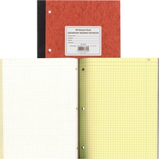 RED 43649 Rediform Laboratory Research Notebook RED43649