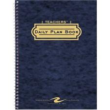 ROA 12144 Roaring Spring Teacher's Daily Planners ROA12144