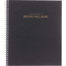 ROA 72900 Roaring Spring Teacher's Roll Book ROA72900