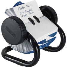 Rolodex Mini Classic 250 Card Rotary File