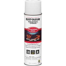 RST 203039 Rust-Oleum White M1800 Marking Paint Spray RST203039