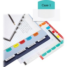 RTG 39020 Redi-Tag Laser Printable Index Tabs  RTG39020