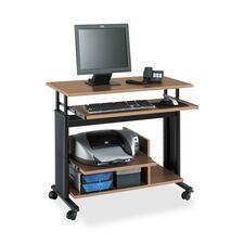 Safco Adjustable Mini-Tower Workstation