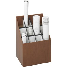 Safco Upright Roll Storage File