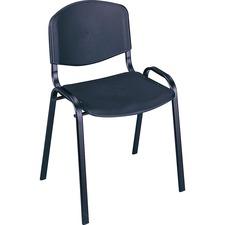 SAF 4185BL Safco Contour Stack Chairs SAF4185BL