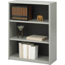 SAF 7171GR Safco ValueMate Steel Bookcases SAF7171GR