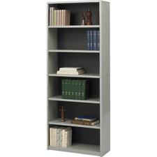 SAF 7174GR Safco ValueMate Steel Bookcases SAF7174GR