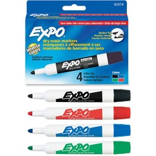 SAN 82074 Sanford Expo Bold Color Dry-erase Markers SAN82074