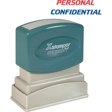 XST 2029 Xstamper PERSONAL CONFIDENTIAL Stamp XST2029