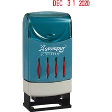 XST 52111 Xstamper Versadater Line Daters Stamp XST52111