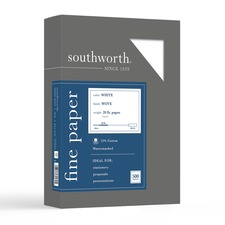 SOU 403C Southworth 25% Cotton Business Paper  SOU403C