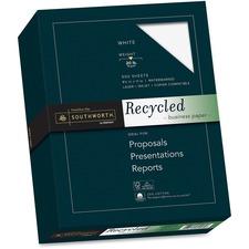SOU 603C Southworth 25% Recycled Business Paper SOU603C