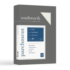 SOU 984C Southworth 24 lb. Parchment Specialty Paper SOU984C