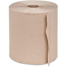 GJO 22600 Genuine Joe Embossed Hardwound Roll Towels GJO22600