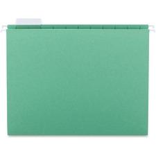 SPR SP5215BGR Sparco 1/5-cut Tab Slots Colored Hanging Folders SPRSP5215BGR