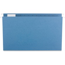 SPR SP5315BLU Sparco 1/5-cut Tab Slots Colored Hanging Folders SPRSP5315BLU