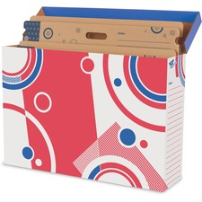 TEP T1020 Trend Bulletin Board Storage Boxes TEPT1020