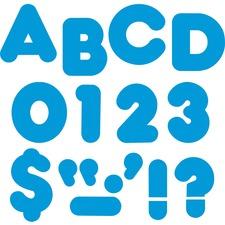 """TEP T435 Trend Reusable 2"""" Ready Alphabet Letters Set TEPT435"""