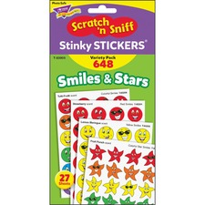 TEP T83905 Trend Stinky Stickers Jumbo Variety Pack TEPT83905