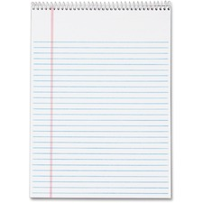 TOP 63633 Tops Docket Wirebound Legal Writing Pads TOP63633