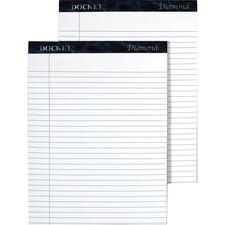 TOP 63975 Tops Docket Diamond Notepads TOP63975