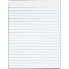 TOP 7529 Tops Narrow Ruled Glue-top White Writing Pads TOP7529