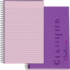 TOP 99712 Tops Docket Gold Classified Business Notebooks TOP99712