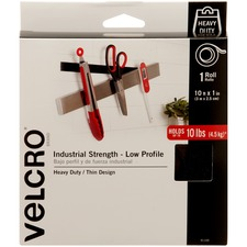VEK 91100 VELCRO Brand Ultra-Mate Low-profile Fastener Tape VEK91100