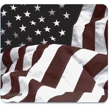 ASP29302 - Allsop US Flag Mouse Pad