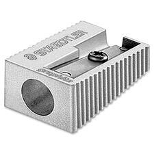 Staedtler Single-Hole Pencil Sharpener - 1 Hole(s) - Metal - 20 / Box