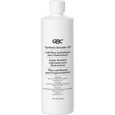 GBC Shredder Oil - 453.6 g