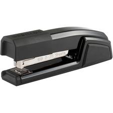 """Bostitch Epic Stapler - 25 Sheets Capacity - 210 Staple Capacity - Full Strip - 1/4"""" Staple Size - Black"""