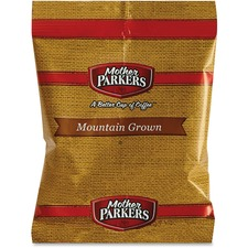 Mother Parkers Mountain Grown Coffee - Mountain Grown - 1.4 oz - 1 / Box